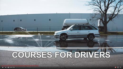 Kurzy pro řidiče