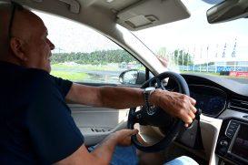 Nadšení senioři z dalšího kurzu Jedu s dobou vzkazují:  Takové akce by se měly pořádat pro všechny řidiče!