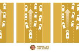 Novinky z dopravní legislativy: Záchranářská ulička a jednodušší povinná výbava