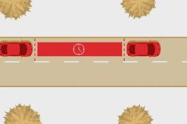 Dodržování bezpečné vzdálenosti mezi vozidly – Jak by to mohlo být v ČR?