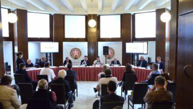 Tisková konference - oficiální zahájení 3. ročníku